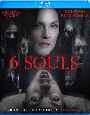 6 SOULS BY MOORE,JULIANNE (Blu-Ray)