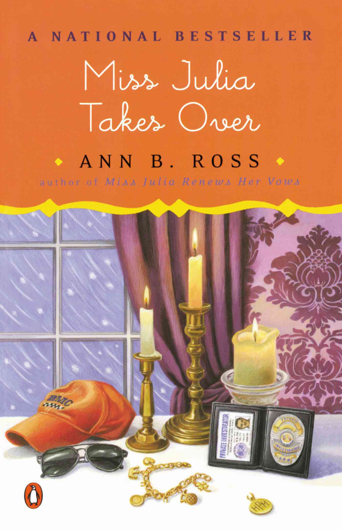 Miss Julia Takes over By Ross, Ann B.
